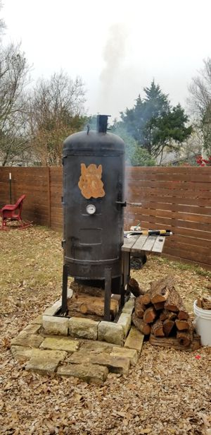 Looking to trade my smoker for any kind of camping camper for Sale in Cedar Park, TX