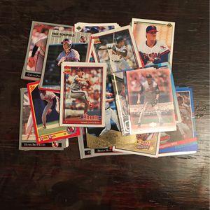 California Angles Baseball Cards for Sale in Morganton, NC
