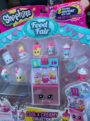 Shopkins Foods Fair for Sale in Chino, CA