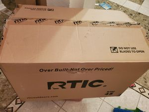 RTIC COOLER for Sale in Sugar Land, TX
