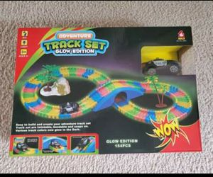 Glowuo track set for Sale in Manchester, CT