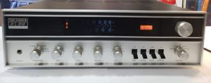 THE FISHER 202 FUNURA SERIES STEREO AM/FM PHONO RECEIVER for Sale in Lakewood, CO