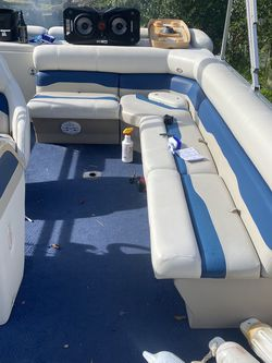 2004 Pontoon Boat 20' for Sale in Orlando,  FL