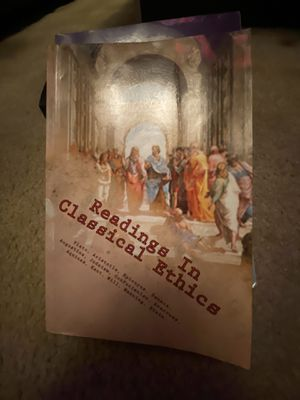 Readings in classical ethics for Sale in Mountain View, CA