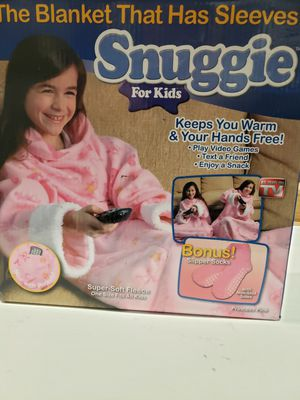Kids new Snuggie for Sale in Saint Paul, MN