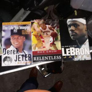 Sport books for Sale in Dallas, TX