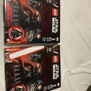Two Star Wars Legos Books W/ Figure for Sale in Seattle, WA