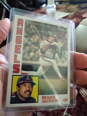 Reggie Jackson 1981-1985 Baseball Cards Lot for Sale in Port Richey, FL