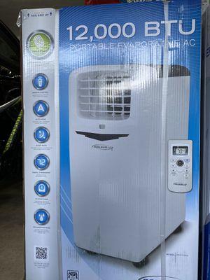 12000 btu portable air conditioner...new ac for Sale in La Puente, CA