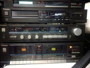 Technics stereo for Sale in Savannah, GA