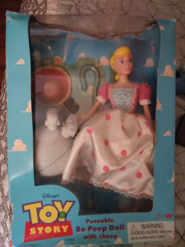 Disney's Toy Story, Poseable Bo Peep Doll with Sheep