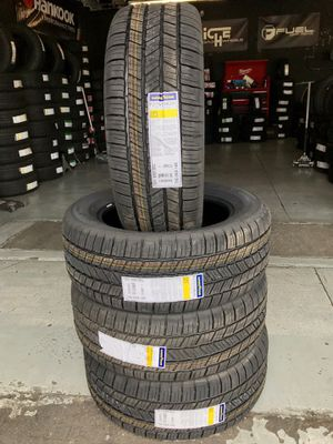 BRAND NEW SET OF GOODYEAR EAGLE LS-2 TIRES 275/55/20 for Sale in Rialto, CA
