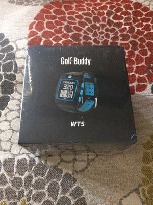 golf buddy wt5 gps watch for Sale in South Gate, CA