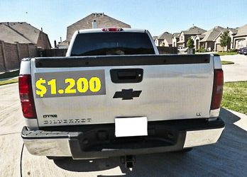 🎁💝 2011 Chevrolet Silverado 4WD very nice🎁💝 $1200🔰 for Sale in Altadena,  CA