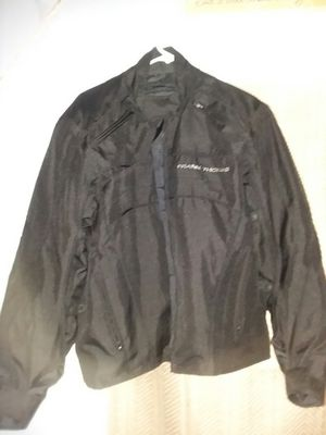 Frank Thomas aquapore armour padded motorcycle jacket for Sale in Worcester, MA