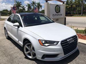 2015 Audi A3 for Sale in Plantation, FL