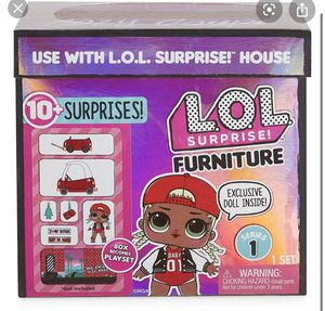 LOL SURPRISE FURNITURE TOY AND DOLL!!!! BRAND NEW!!! for Sale in Palos Hills, IL