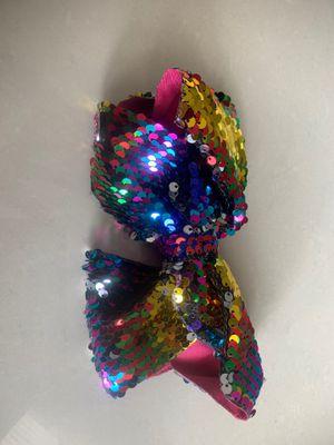 Jojo Siwa Reverse Sequin Big Hair Bow for Sale in Pembroke Pines, FL