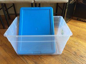 Sterilite storage container for Sale in Chicago, IL
