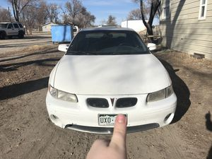 2001 Supercharged Pontiac Grand Prix for Sale in Lakewood, CO