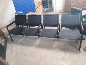 4 Divide chairs for Sale in Hampton, VA