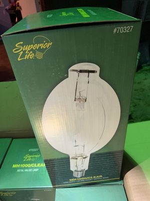 Shop lamp /bulb for Sale in Houston, TX