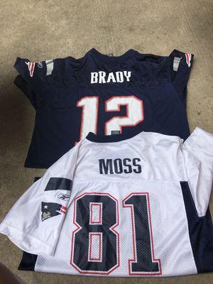 Patriots jerseys for Sale in Del Valle, TX
