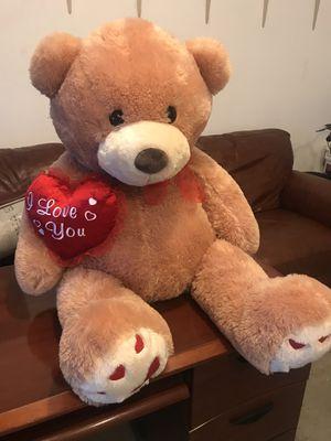 Giant Teddy Bear for Sale in Woodstock, GA