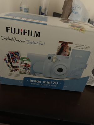 Fuji film Polaroid camera for Sale in Marietta, GA