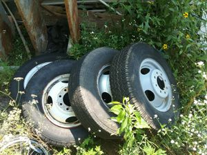 84 Chevy van RV duelly wheels for Sale in Spring Hill, TN