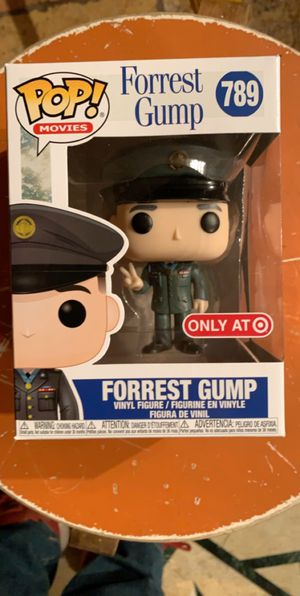 Forest Gump Funko POP for Sale in Santa Ana, CA