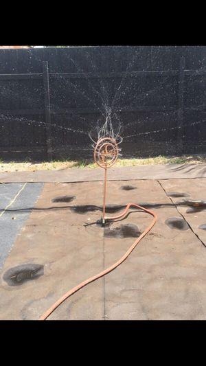 Ornamental spinning sprinkler (many desgins) for Sale in Hialeah, FL