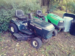 Craftsman John Deere Tractor for Sale in Clifton, NJ
