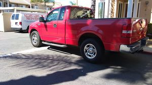 Ford 2007 Red Truck for Sale in Escondido, CA