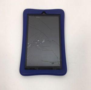 Blue Amazon fire tablet for Sale in Garrison, MD