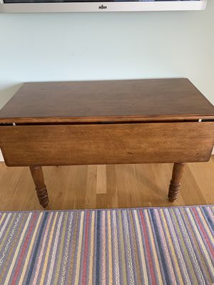 Dining table pottery barn expandable for Sale in Biddeford, ME