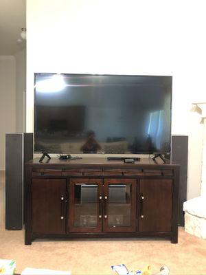 65 in TCL Roku 4K TV for Sale in Rowlett, TX