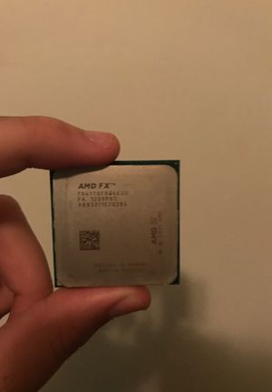 AMD FX 6100 3.3ghz for Sale in Tallahassee, FL