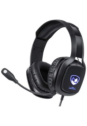 Gaming headset with microphone for Sale in Houston, TX