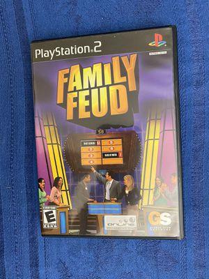 Family Feud PS2 Video Game for Sale in Miami, FL