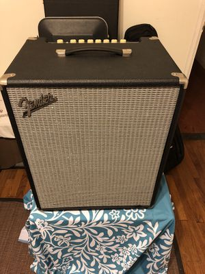 Fender Rumble 200 bass combo amp for Sale in Santa Monica, CA