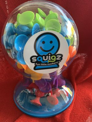 Squigz Fun Little Suckers Kids Game Fun Activity! Suction Cups for Sale in Canyon Country, CA