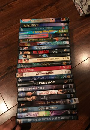 DVDs from my collection for Sale in Glendora, CA