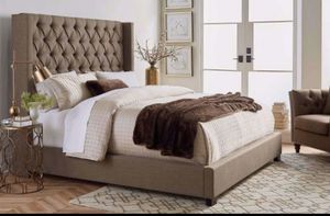 CALIFORNIA KING BED FRAME! $299.00 NEW! for Sale in Memphis, TN