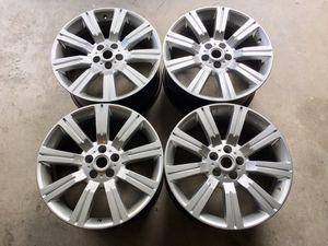 """20"""" Range Rover OEM Wheels for Sale in Miami Gardens, FL"""