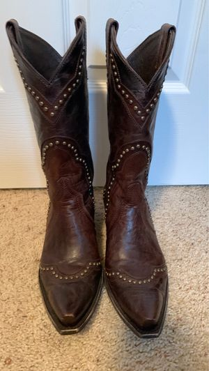 Women's cowgirl boot size:8.5 for Sale in Sandy, OR