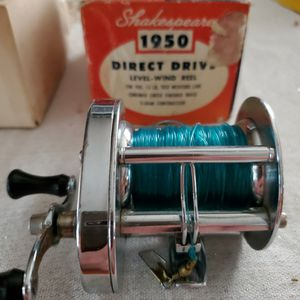 Vintage Shakespeare Direct Drive Reel for Sale in Antioch, IL