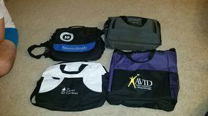 Back pack, Messenger bag, Laptop bag for Sale in Dallas, TX