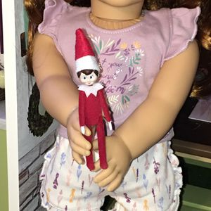 Elf on the shelf for American Girl Dolls for Sale in Los Angeles, CA