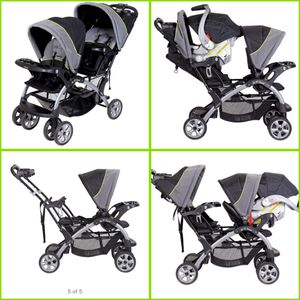Baby Trend double stroller for Sale in Covina, CA